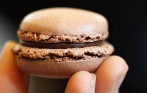 macaron-choco