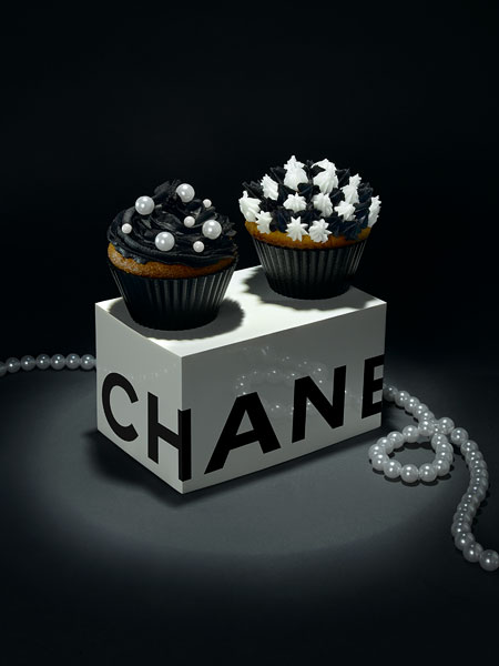 chanel-cupcakes