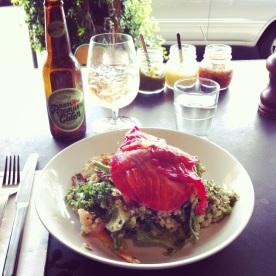Panama Café, Bondi Road, Sydney