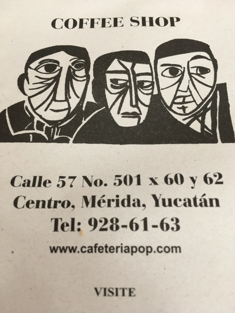 Old people's cafe