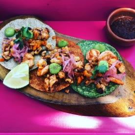 Tacos @ La Zebra