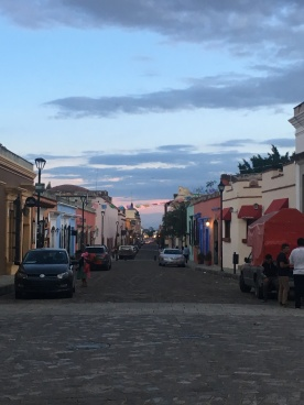 Oaxaca centre