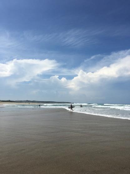 Beach PE