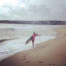 Pretending to Surf
