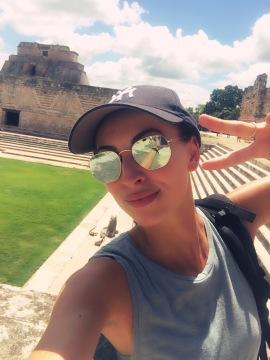 Mayan Selfie