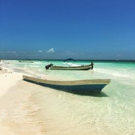 Tulum boat