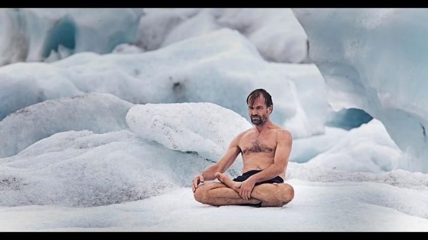 Wim Hof Iceman